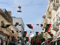 12. Libya: The turmoiled country is the last Arab country with a GDP per capita higher than 10 thousand. Its GDP per capita this year is 12.05 thousand.