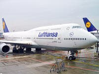 9. Lufthansa: Lufthansa is the largest airline in Germany, and one of the five founding members of Star Alliance. Lufthansa's primary hub is Frankfurt Airport, with Munich Airport being the airlines secondary hub.