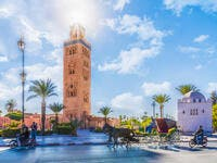 14. Morocco: Morocco's GDP per capita this year is 9.28 thousand.