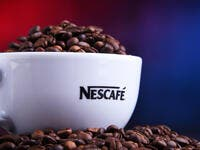 7. Nescafé: Although Nescafé ranked 7th in the survey, the brand ranked first in its industry hitting 55.9 quotient. 20% of the brand's users said they can't live without it.