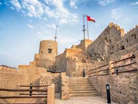 6. Oman: Oman is the poorest country among the GCC country yet it is the 6th richest Arab country with a GDP per capita of 46.48 thousand.