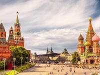9. Russia: Russia ranks 50th out of 64 countries in the Quality of Life Index, with expats there struggling with the weather and climate (54% unhappy vs. 21% worldwide) and the restricted access to online services (24% unhappy vs. 9% globally), among other things.