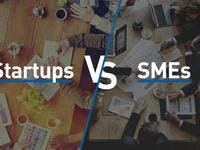 Startups vs. SMEs in GCC: Different Sides of the Same Coin?
