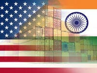 In 2018-19, India's exports to the US stood at $52.4 billion, while imports were $35.5 billion.