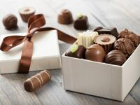 10. Boxed chocolate