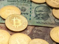 The RBI has banned the use of cryptocurrencies in India.