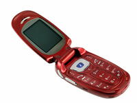 6. Flip flop phones: Nothing used to be more satisfying than ending a provocative phone call using a flip flop phone. For those who didn't have the opportunity to experience that, you still have the chance with Nokia 2720.