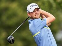 Wiesberger in action at the Italian Open