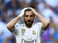 The striker was carrying Madrid's goalscoring burden through the early part of the season but his form has dipped dramatically in recent weeks