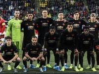 Manchester United's team