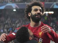 Naby Keita and Mohamed Salah were on target for Liverpool as they saw off an impressive Salzburg to progress in the Champions League.