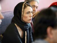 New Zealand Prime Minister Jacinda Ardern meets with the refugee community in Christchurch. (AFP/ File Photo)