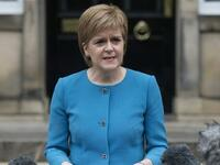 Scottish First Minister Nicola Sturgeon (AFP/ File Photo)