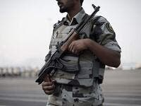 Saudi Arabia army solider. (AFP/Getty Images)