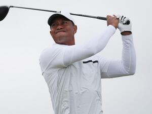 Tiger Woods plans to participate in the Memorial Tournament from July 16 to 19 at Muirfield Village Golf Club in Dublin, Ohio. (Photo: Hugo Philpott/UPI)