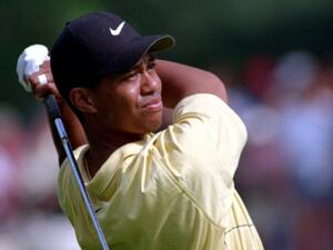 Tiger Woods said he feels more prepared at this point than he did before the 2020 U.S. Open. (Photo: Peter DaSilva/UPI)