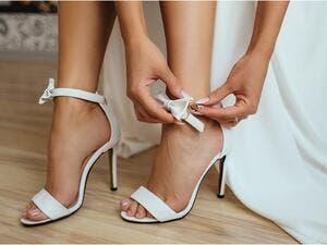 9c6884d4b كيفية اختيار حذاء الزفاف؟