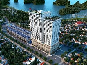Swiss-Belsuites and Residences Ha Long Bay