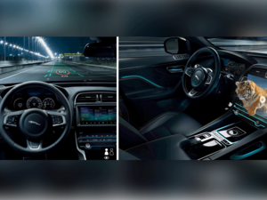 Jaguar Land Rover Develops Immersive 3D In Car Experience