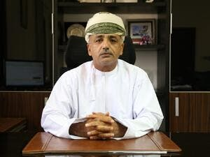 Salem Adi Al Mamari, Director General of the Tourism Promotions department at Oman Ministry of Tourism