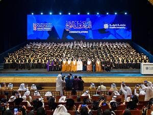 A Total of 408 Bachelor's, Master's and PhD Graduates Receive Degrees