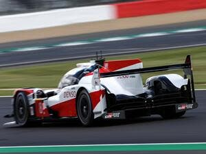 Toyota at Silverstone -