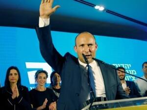 Israel's Premier Benjamin Netanyahu said Naftali Bennett is appointed as a defence minister. (AFP)