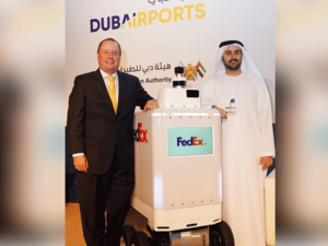 FedEx Express Welcomes Dubai Airports to Customer Advisory Board for Roxo the FedEx Sameday Bot