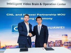 Huawei and Cnl Software Announce Partnership to Drive Intelligent Campus Development