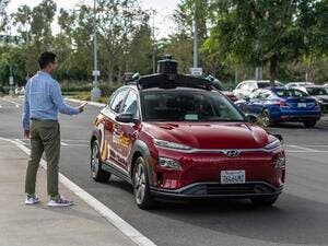 BotRide is Hyundai's self-driving on-demand ride-sharing pilot service