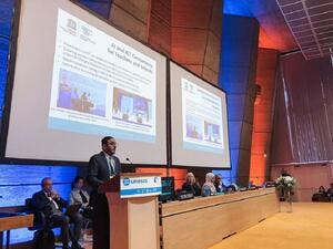 HBMSU Chancellor Joins Global Dignitaries at 40th Session of UNESCO General Conference in Paris