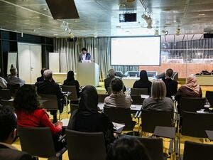 Qatar National Library's Talk Highlights Collaboration, Sharing Expertise as Key to Preserving Arab Audiovisual Heritage