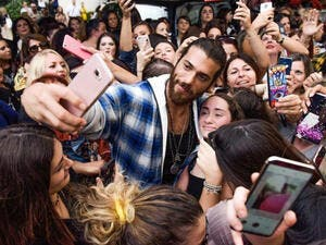 Can Yaman is afraid of losing a large number of his Arab fans (Source: @canyaman Instagram)