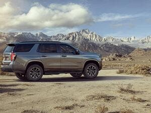 Transformed to offer more of the people- and cargo-hauling capability that have distinguished one of the Middle East's best-selling full-size SUVs for generations