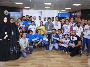 Doha Bank Hosts Tri Sports Championship for Its Employees
