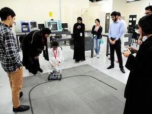 Thinking for the Future: Abu Dhabi University Hosts Winter Version of the Future Thinkers Camp Program