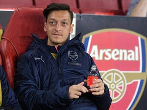 Arsenal star Mesut Ozil has been deleted from a computer football game in China. (Shutterstock/ File Photo)