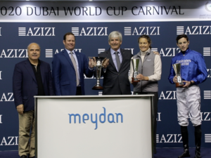 Azizi Developments Crowns Winners of Dubai World Cup Carnival