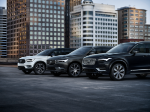 Volvo Cars sold 108,234 cars, breaking the 100,000 cars sold threshold for the first time since 2007. Compared to 2018, sales increased by 10.1 per cent.
