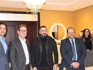 Millennium Hotel & Convention Centre Kuwait Hosts Tamer Hosny