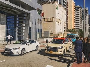"Millennium Place Barsha Heights, said: ""We extend our thanks to Road and Transport Authority for supporting our hotel's awareness programme for taxi drivers."
