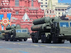 Russia completed the second delivery of a S-400 Triumf to China. (Shutterstock)