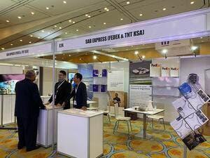 FedEx Automotive Solutions Showcased at SAB Express Stand During the Automechanika Show 2020 in Riyadh