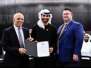 Abu Dhabi University Celebrates First Graduating Cohort for Its MBA Program Specializing in Tourism and Event Management