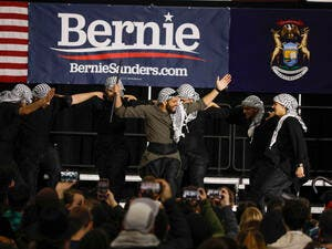 Dabkeh and Songs For Bernie: How Arab-Americans Are Showing Support for the Jewish Presidential Candidate