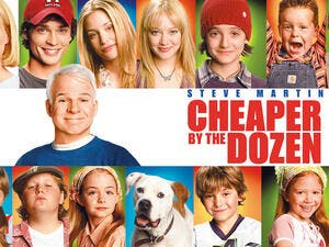 فيلم Cheaper By the Dozen