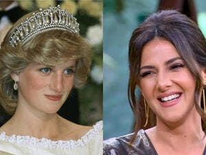 Lucky Her! Did You Know That Donia Samir Ghanem Had Met Princess Diana 28 Years Ago? See the Pictures