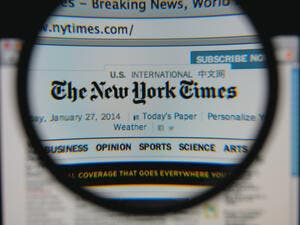 New York Times Double Standards? Why Does the Paper Run Op-Eds by Iranian Officials but Not Conservative Americans?