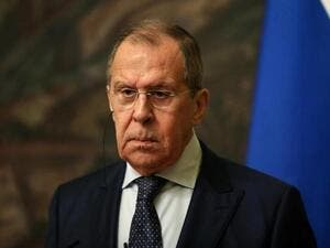 Russian Foreign Minister Sergei Lavrov (Twitter)