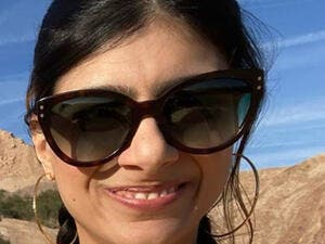NOSE REVEAL! Mia Khalifa Unfolds The Result of Her Nose Job (Video)